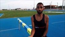 Athletisme : les ambitions de Nasser Allali (EA Mâcon) au championnat de France 3000 m steeple