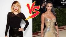Taylor Swift vs Kim Kardashian - Transformation From 0 To 38 Years Old