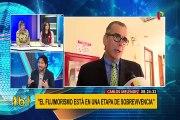 Carlos Meléndez opina sobre los probables candidatos a presidir el Congreso