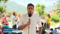"""Tour de France : les Alpes, """"l'étape la plus dure"""""""