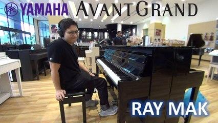 Tae Yang - Wedding Dress Piano by Ray Mak | Yamaha AvantGrand NU1X CFX