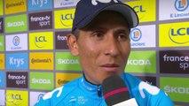 """Tour de France 2019 / Nairo Quintana : """"Je me suis senti vraiment bien"""""""