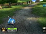 Dragon Quest Swords - Sword Slicing Gameplay