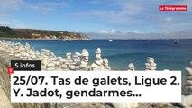 Le Tour de Bretagne en 5 infos - 25/07/19
