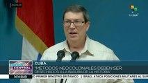 Cuba y Rusia reiteran su apoyo y solidaridad con Venezuela