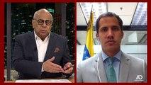 Entrevista Exclusiva Presidente Encargado Juan Guaido Parte 1