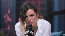 Bella Thorne's Staff Contact Paparazzi For Publicity