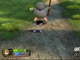 Dragon Quest Swords - Defensive Action Gameplay