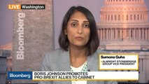 Albright Stonebridge's Guha: Very Little Time to Prep No-Deal Brexit