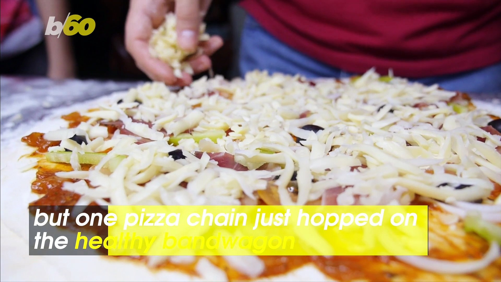 This National Pizza Chain Is The First To Serve Up Keto Crust