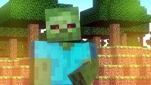 Top 5 Monster School Minecraft Animations