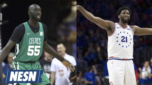 Tacko Fall To Workout With Joel Embiid In Senegal