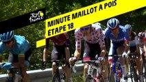 La minute Maillot à pois Leclerc - Étape 18 - Tour de France 2019