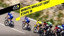 La minute Maillot Vert ŠKODA - Étape 18 - Tour de France 2019