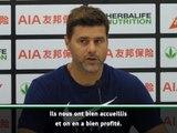 "Tottenham - Pochettino : ""Heureux de nos deux performances"""