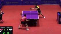 Huang Yu-Jen vs Pae So Hung | 2019 ITTF Pyongyang Open Highlights (Group)