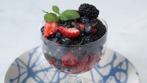 How to Make Summer Berry Fruit Salad