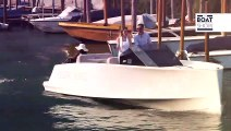Q-YACHTS Q30 -  ELECTRIC MOTOR BOAT - The Boat Show