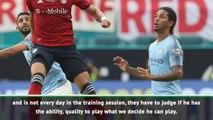 Villa sign Luiz a year after Guardiola's fond words
