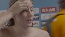 Mondiaux de natation - Charlotte Bonnet et Béryl Gastaldello reviennent sur leur élimination en demi-finale