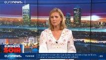 Euronews Soir : l'actualité du jeudi 25 juillet 2019