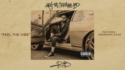 BJ The Chicago Kid - Feel The Vibe