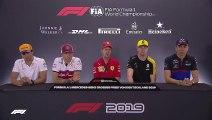 2019 German Grand Prix | Pre-Race Press Conference