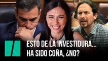 """""""Lo de la investidura es broma, ¿no?"""", por Marta Flich"""
