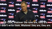 Bill Belichick Gets Testy With Reporter Over Nick Caserio Questions