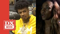 Blueface Downplays Family Drama After Sister Previews Diss Track