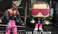 WWE Bret The Hitman Hart Funko Pop 2019 Detailed Unboxing