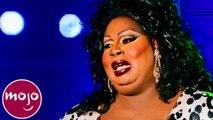 Top 10 Best Latrice Moments RuPaul's Drag Race