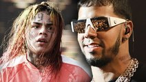 Anuel AA Shades 6ix9ine In New Video Over Snitch Claims