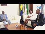 RTG/Echange entre Abdoulaye Seck, Directeur des opérations de la banque moniale et les ministres de la décentralisation