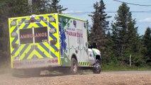 Un homme perd la vie après avoir chuté de son tracteur à L'Isle-Verte
