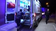 Domuz avında kazara vurulduğu öne sürülen kişi hastaneye kaldırıldı