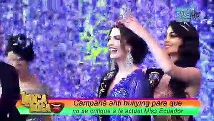 Migbelis Castellanos, ex Miss Venezuela, también fue víctima