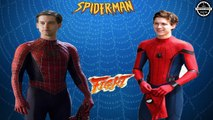 Tom Holland vs Tobey Maguire ★ Who Will Win ? [Spider-Man]