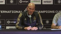 Zidane speaks and Real Madrid trains ahead of ICC derby with Atletico Madrid