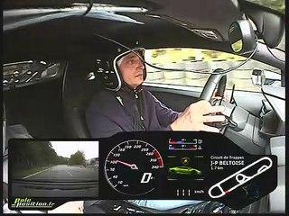 Votre video de stage de pilotage  B021260519PO0009