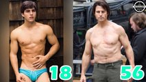 Tom Cruise Transformation - From 1 To 56 Years Old