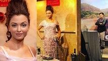 Aishwarya Rai Bachchan's wax statue joins Shahrukh Khan at Madame Tussauds in Sydney | FilmiBeat