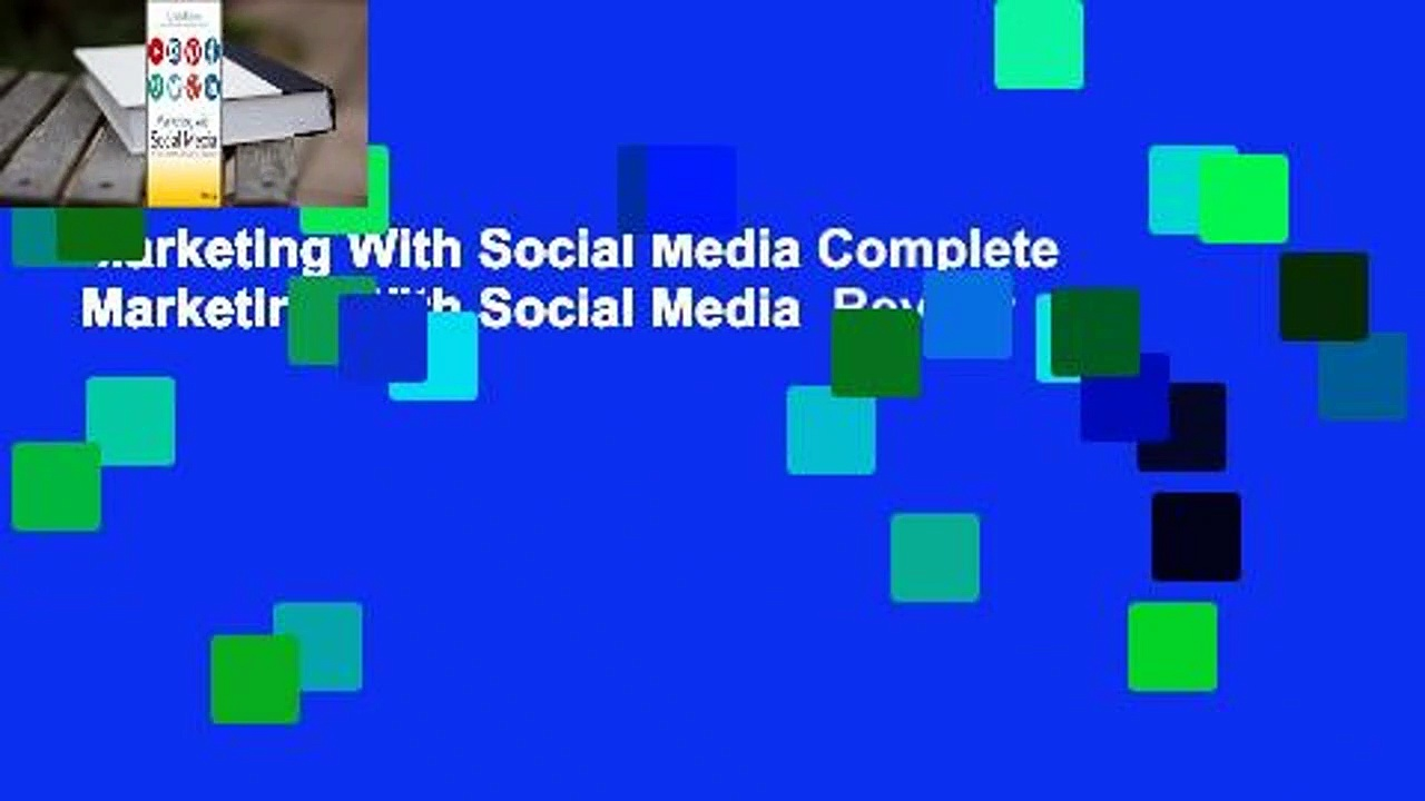 Marketing With Social Media Complete    Marketing With Social Media  Review