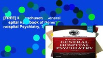 [FREE] Massachusetts General Hospital Handbook of General Hospital Psychiatry, 7e