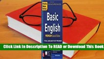 Online Practice Makes Perfect Basic English, Second Edition: (beginner) 250 Exercises + 40 Audio