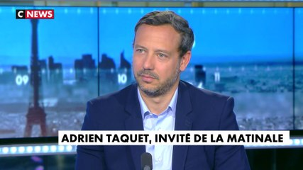 Adrien Taquet - L'invité politique Vendredi 26 juillet