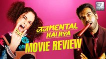 Judgementall Hai Kya MOVIE REVIEW | Kangana Ranaut, Rajkummar Rao