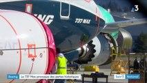 Boeing : le 737 Max provoque des pertes historiques
