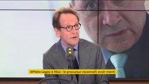 """Affaire de Rugy : """"Est-ce que ça nécessitait une démission ? Sans doute pas"""", selon Gilles Le Gendre"""