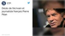 Le journaliste d'investigation Pierre Péan est mort à l'âge de 81 ans